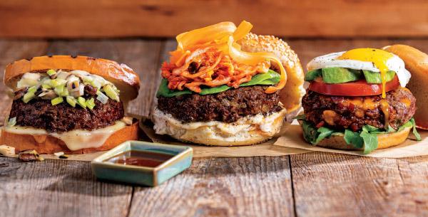 Build Your Best Burger
