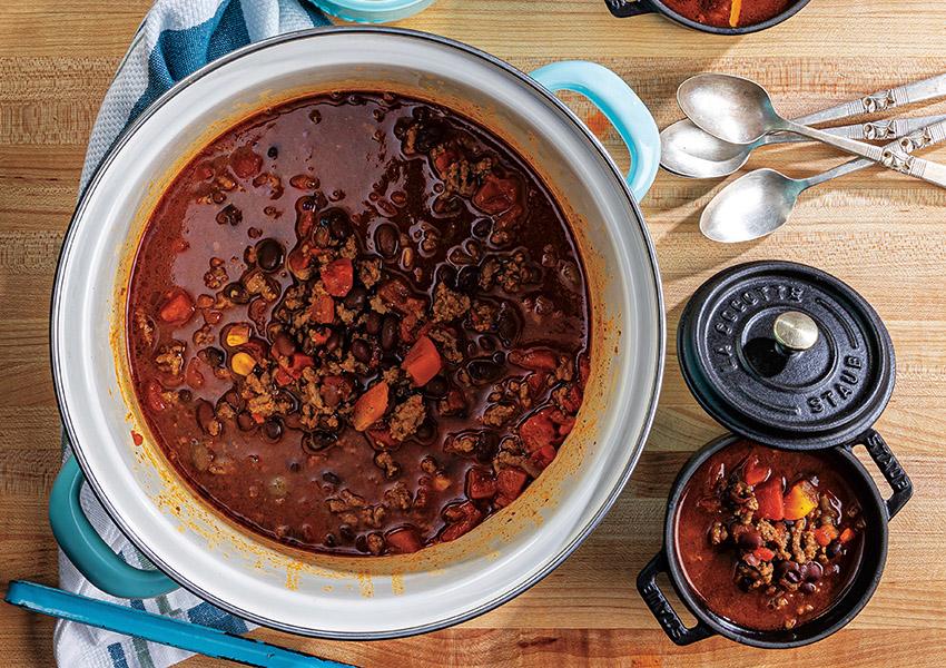 5-Ingredient Pantry Chili